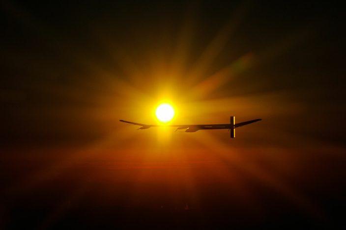 Солнечный импульс
