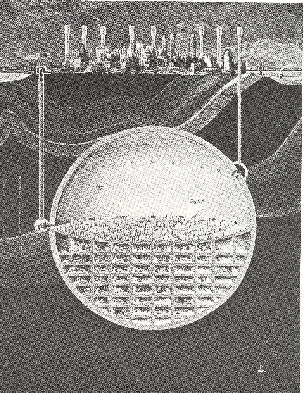 Подземный Манхэттен