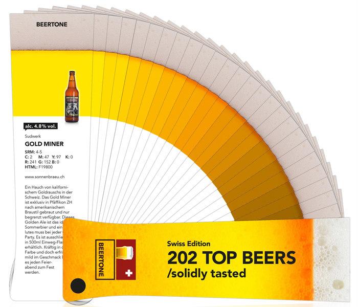 Палитра пива Beertone