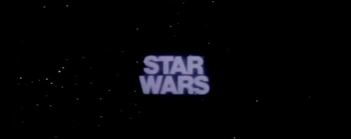 Star Wars первый трейлер