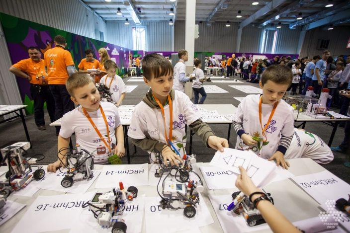 Сибирские роботы: как дети приближают будущее