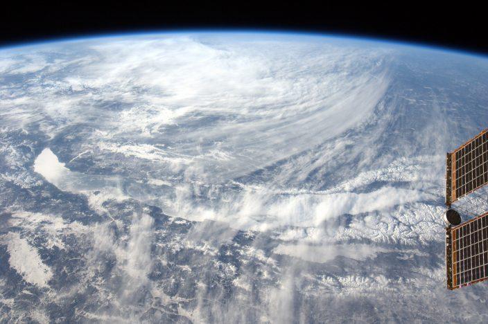 Фотографии Байкала из космоса