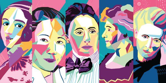 Силы природы: великие женщины, изменившие науку
