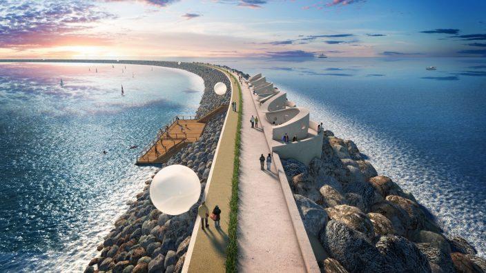 Взлеты и падения приливной электростанции в Уэльсе
