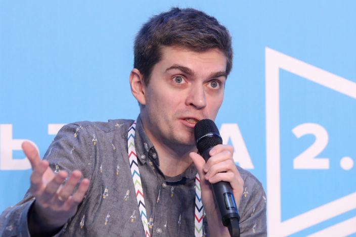 Модератор Илья Кабанов